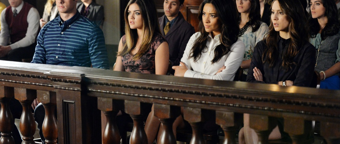 pretty little liars getty images