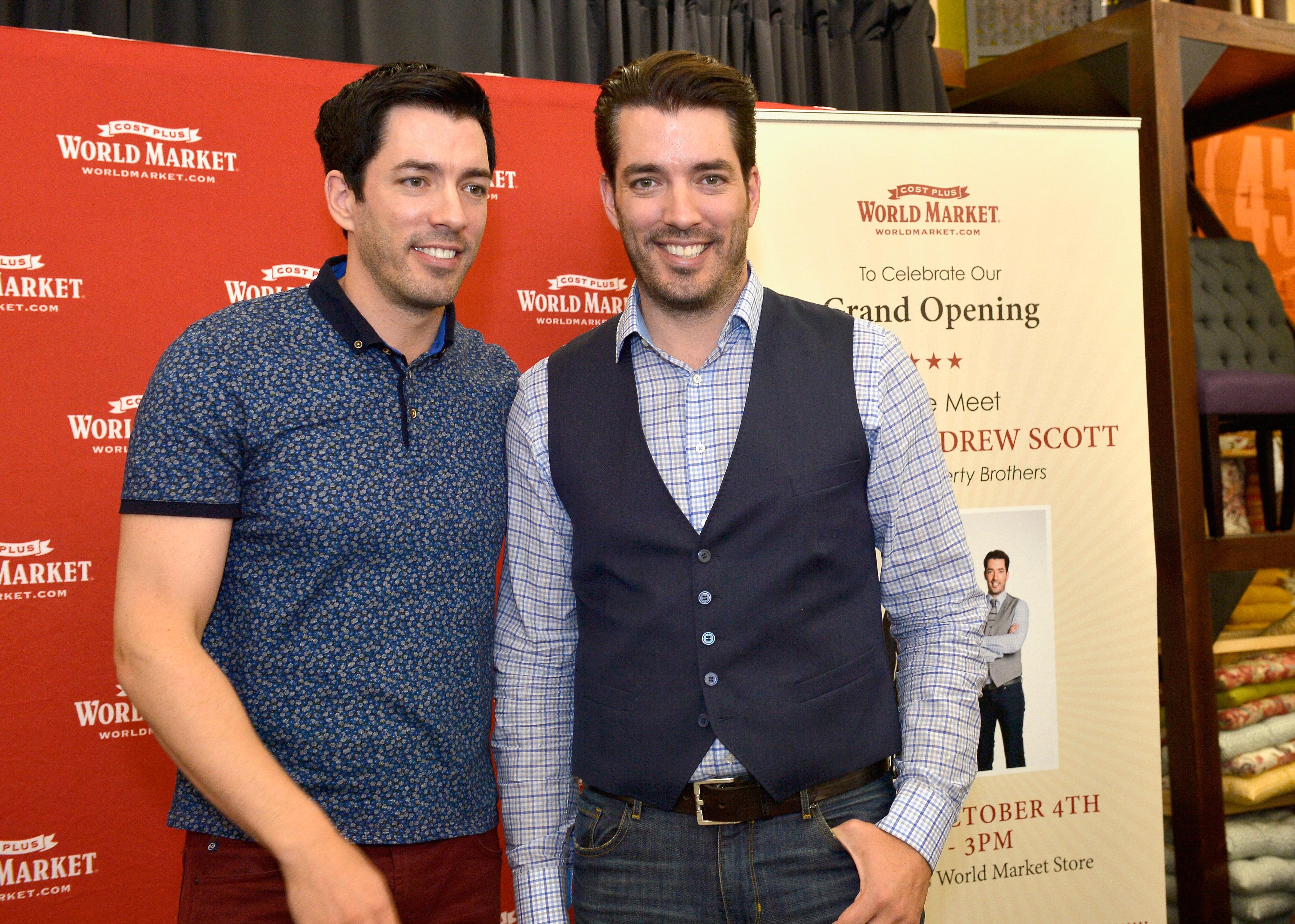 Property Brothers Wedding.Property Brothers Wedding Drew And Jonathan Scott Spill Details