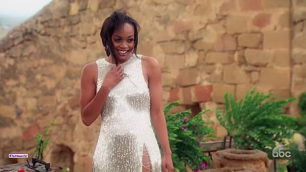 rachel lindsay bachelorette finale dress