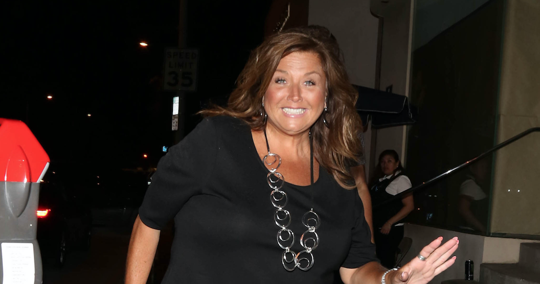 what is wrong with abby lee miller from dance moms