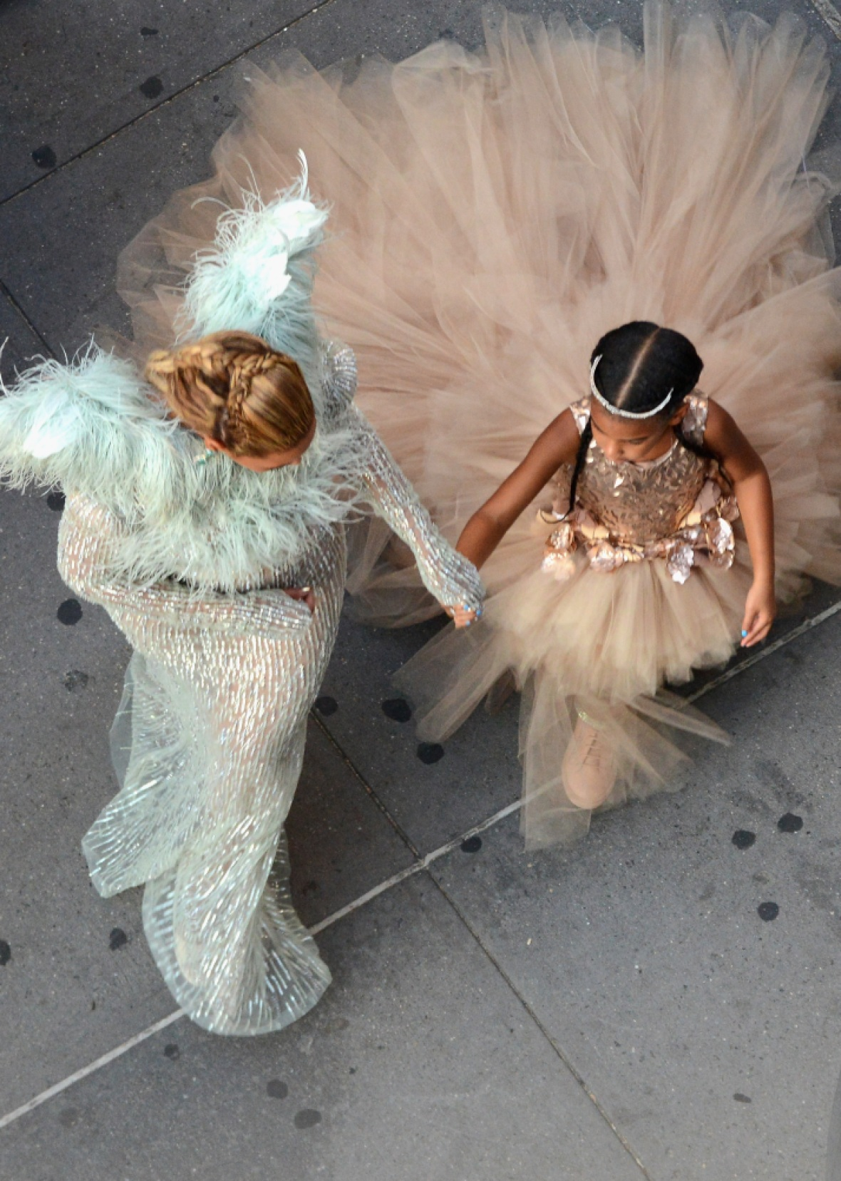 beyonce blue ivy - getty