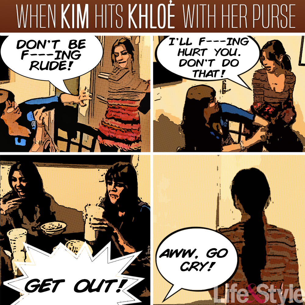 don't be rude kim