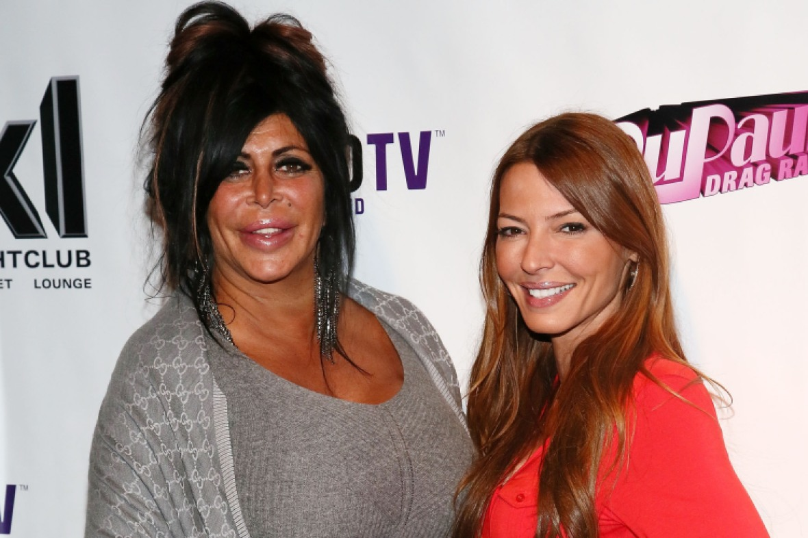 Mob Wives Star Drita DAvanzo Arrested After Alleged NYC