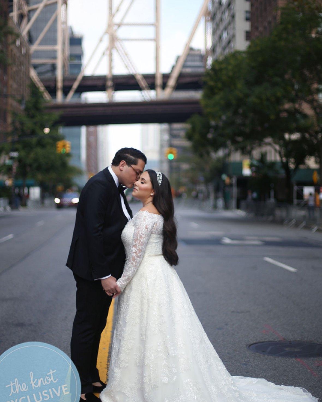 girl with no job wedding