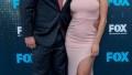John Cena posing with Nikki Bella