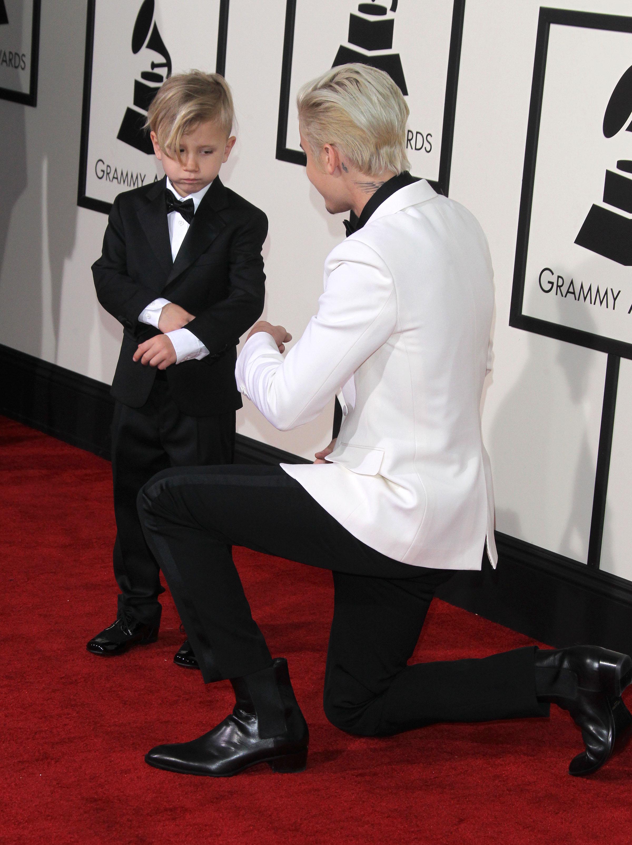 Justin Bieber S Brother Jaxon Bieber Inside His Plan For Fame