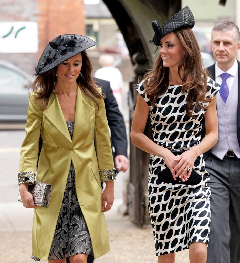 Pippa Middleton Kate Middleton