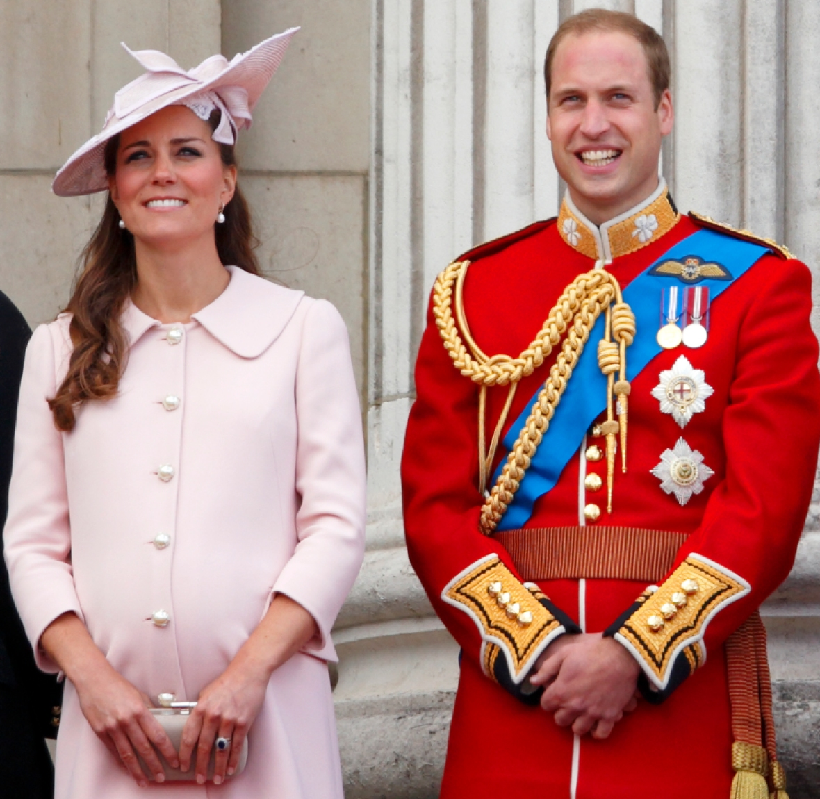 kate middleton pregnant getty images