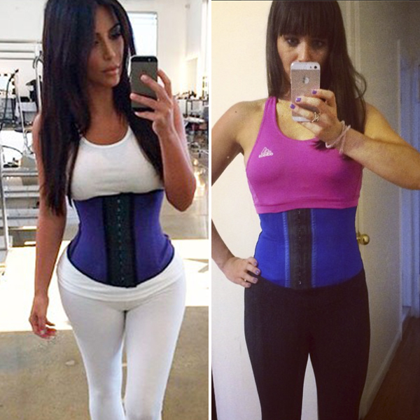 Is it ok to wear a girdle to work out?