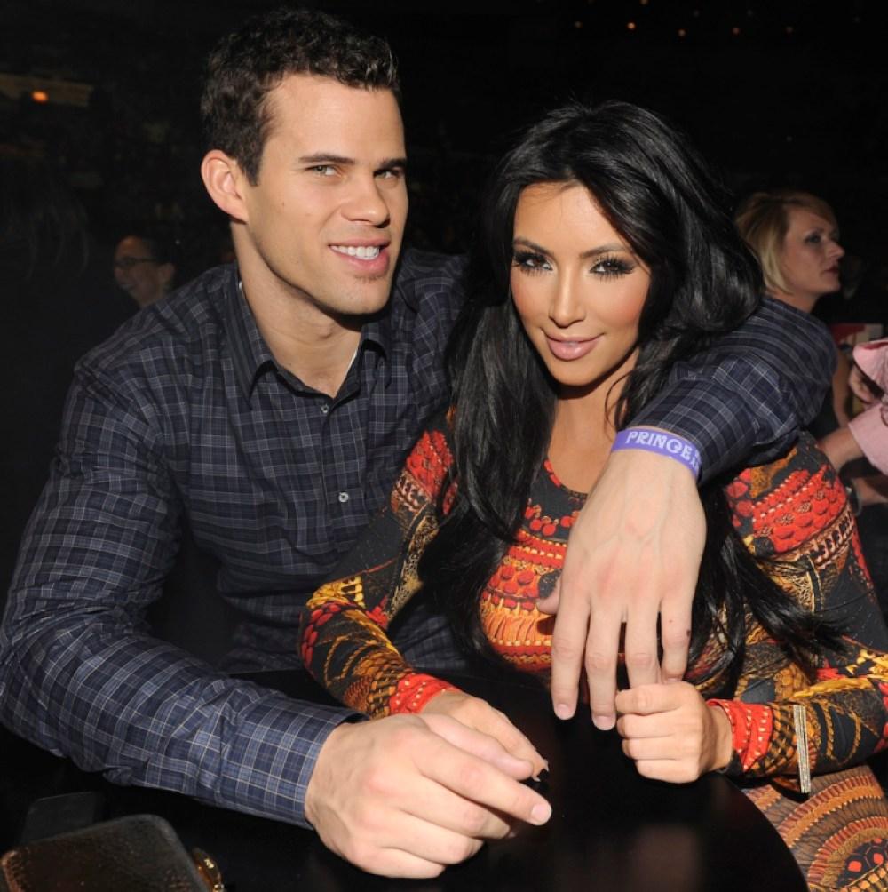 kim kardashian kris humphries getty images