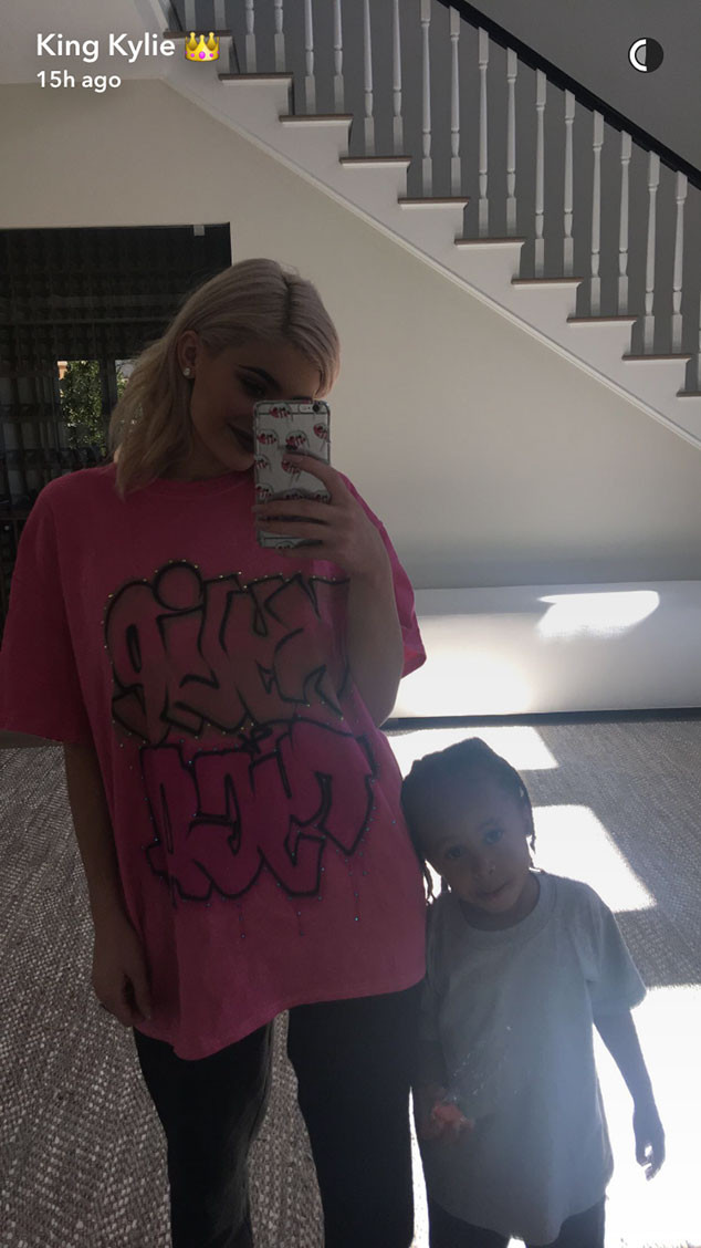 kylie jenner and king cairo