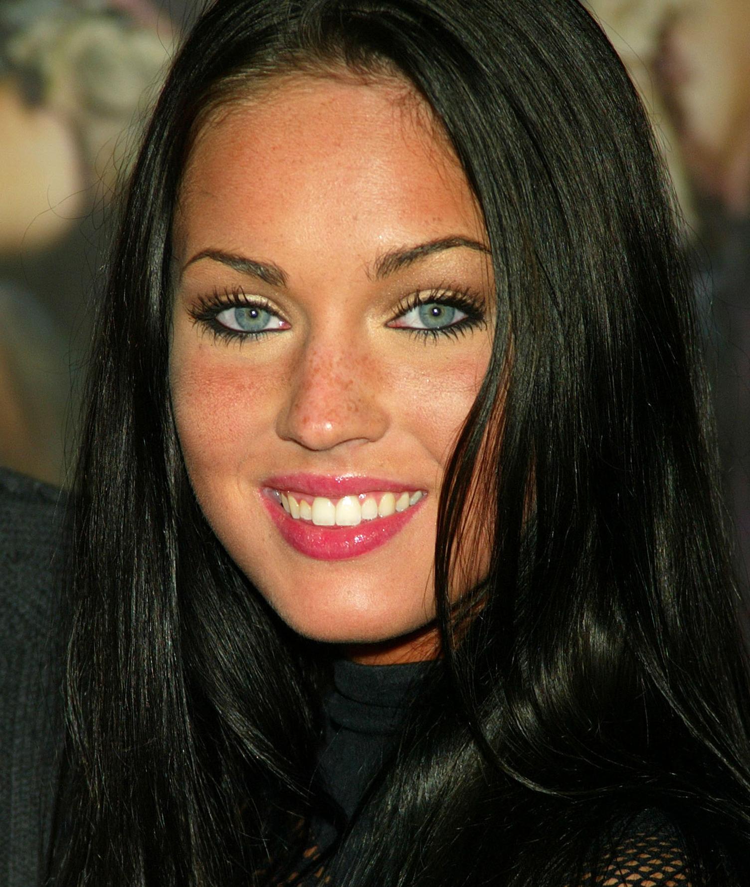 Megan young half black