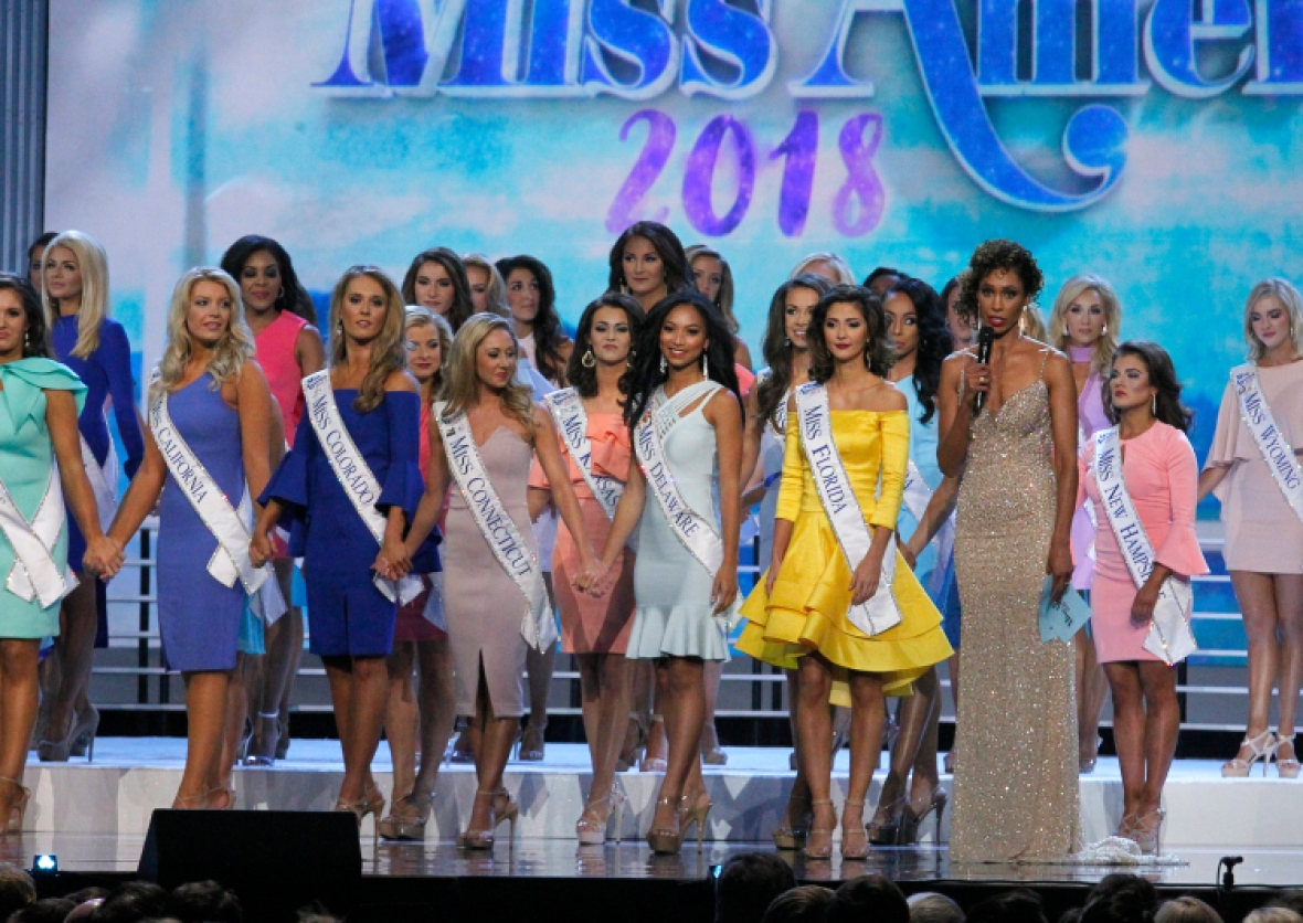 miss america 2018 getty images