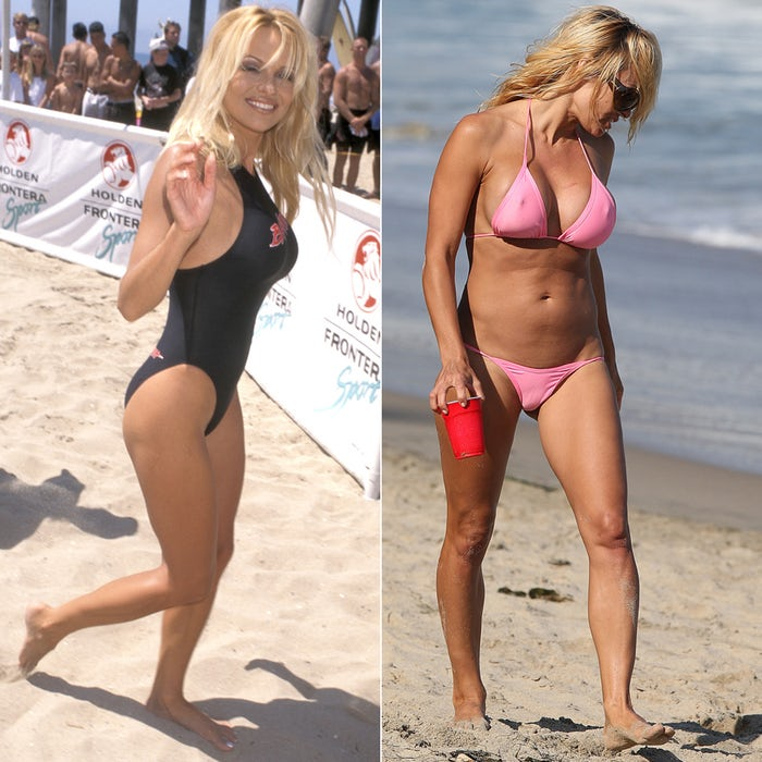 Pamela Anderson Baywatch Bikini