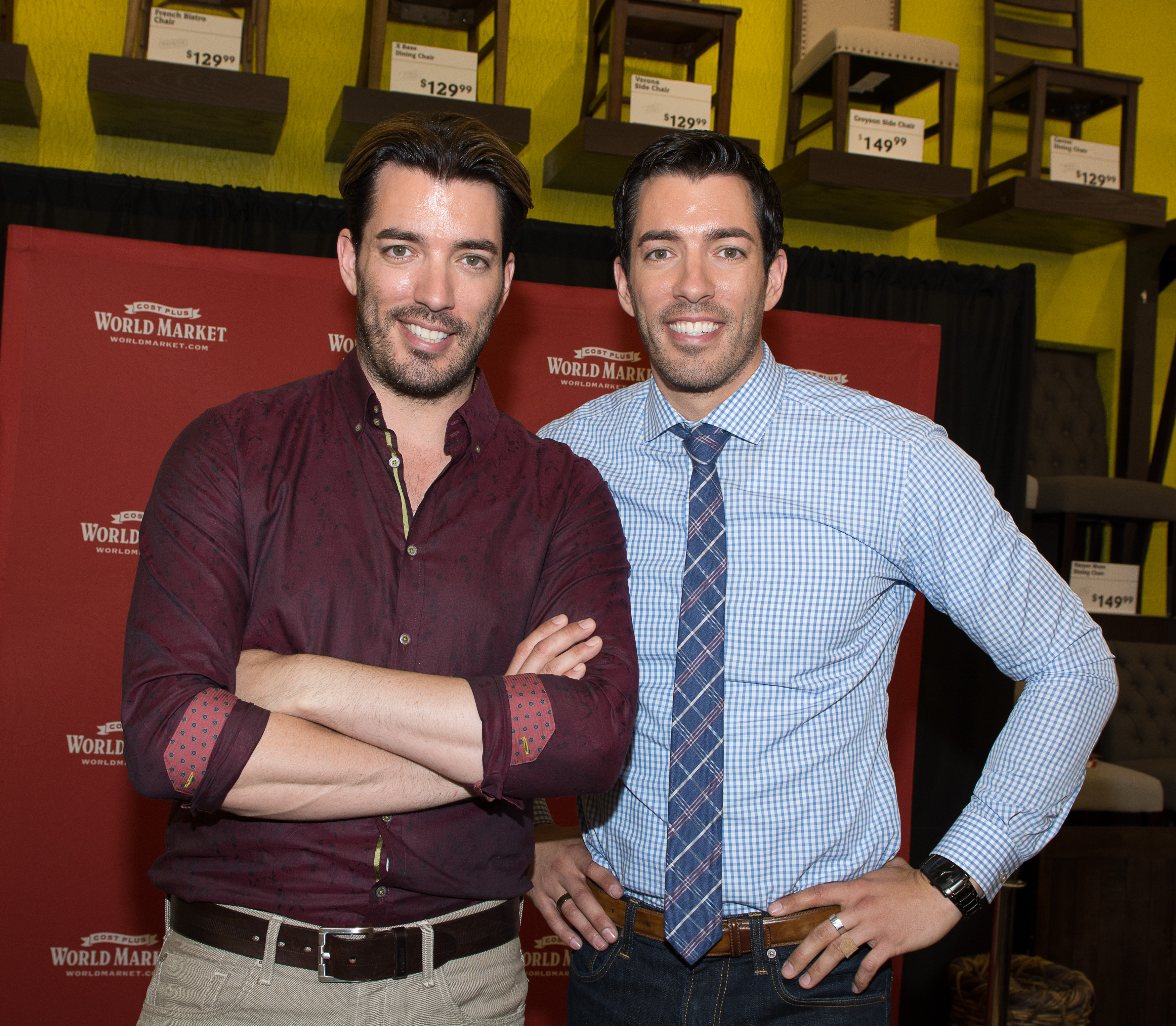 Are The Property Brothers Gay