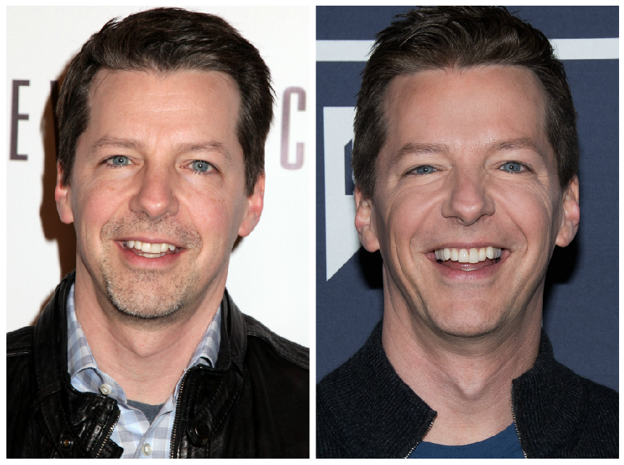 sean hayes 2013-2017 getty images