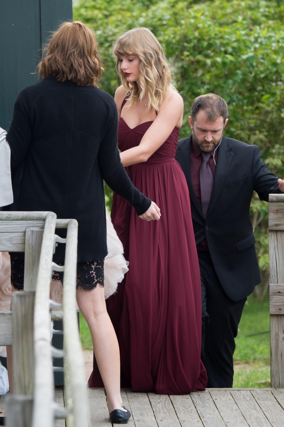 taylor swift bridesmaid 1