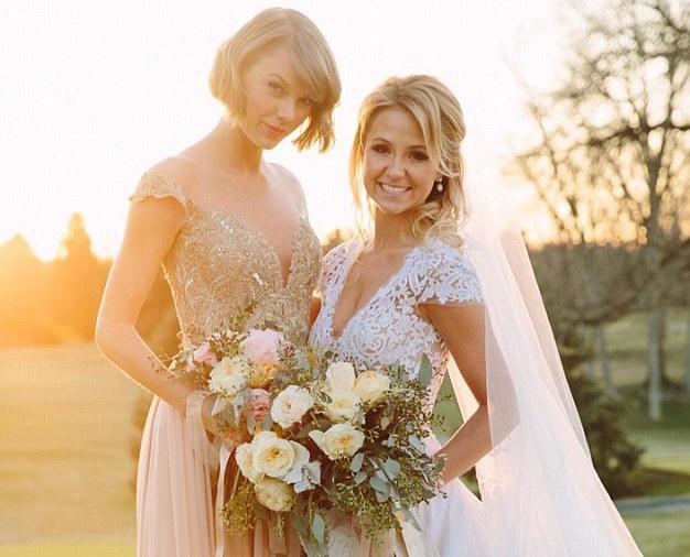 taylor swift bridesmaid 3