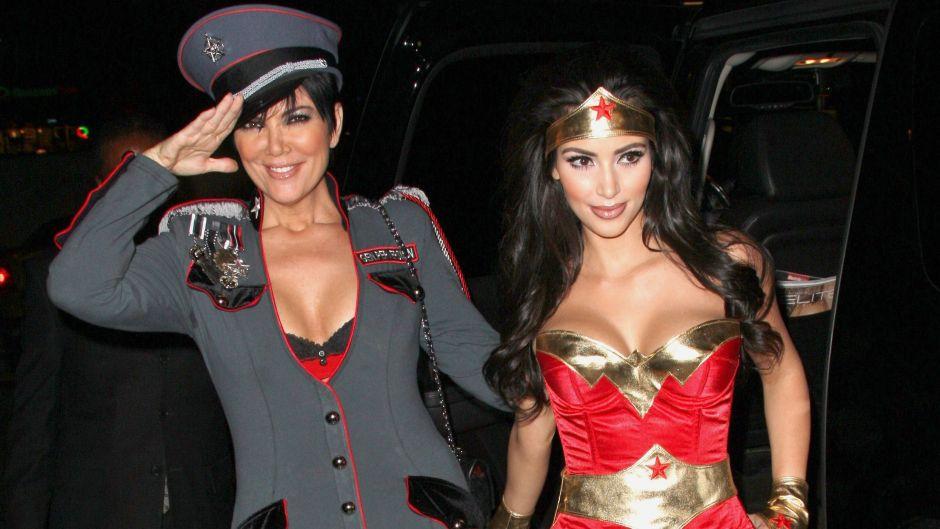 Kardashian Family Halloween Costumes