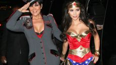 All the Kardashian Halloween Costumes Through the Years