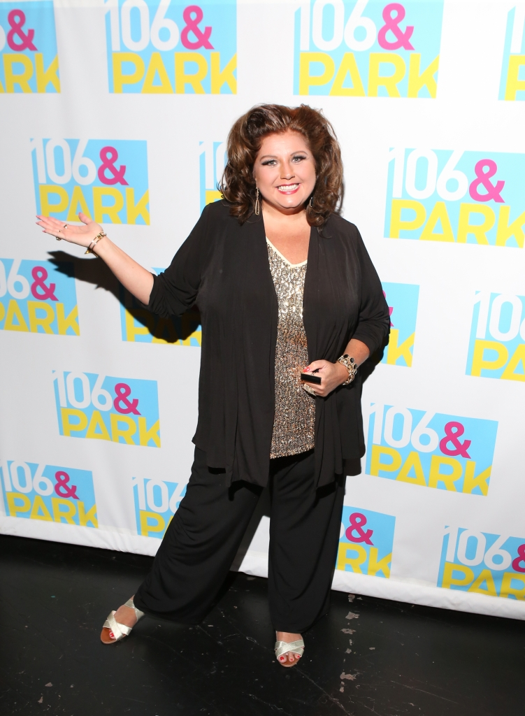 Abby Lee Miller at an event