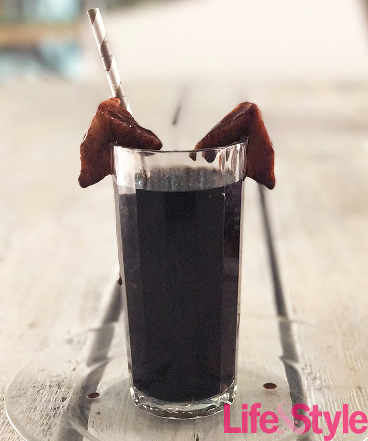 black cat cocktail