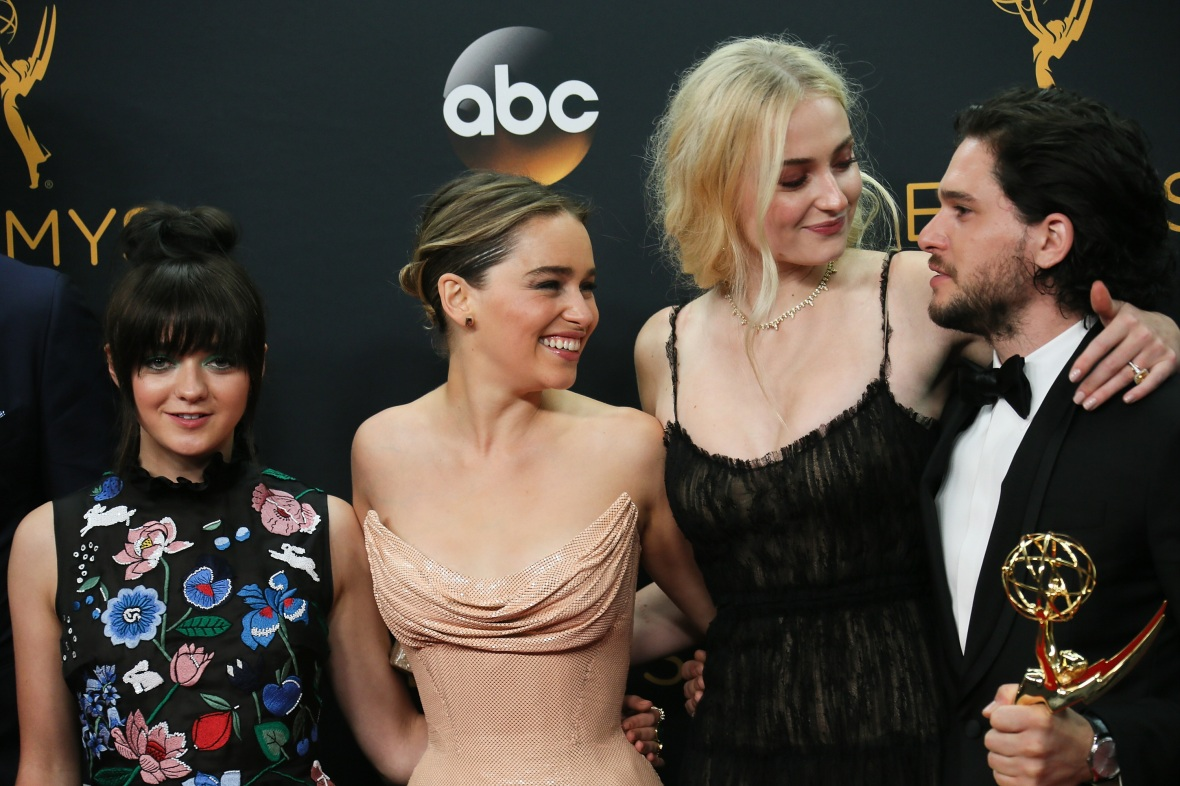game of thrones cast getty