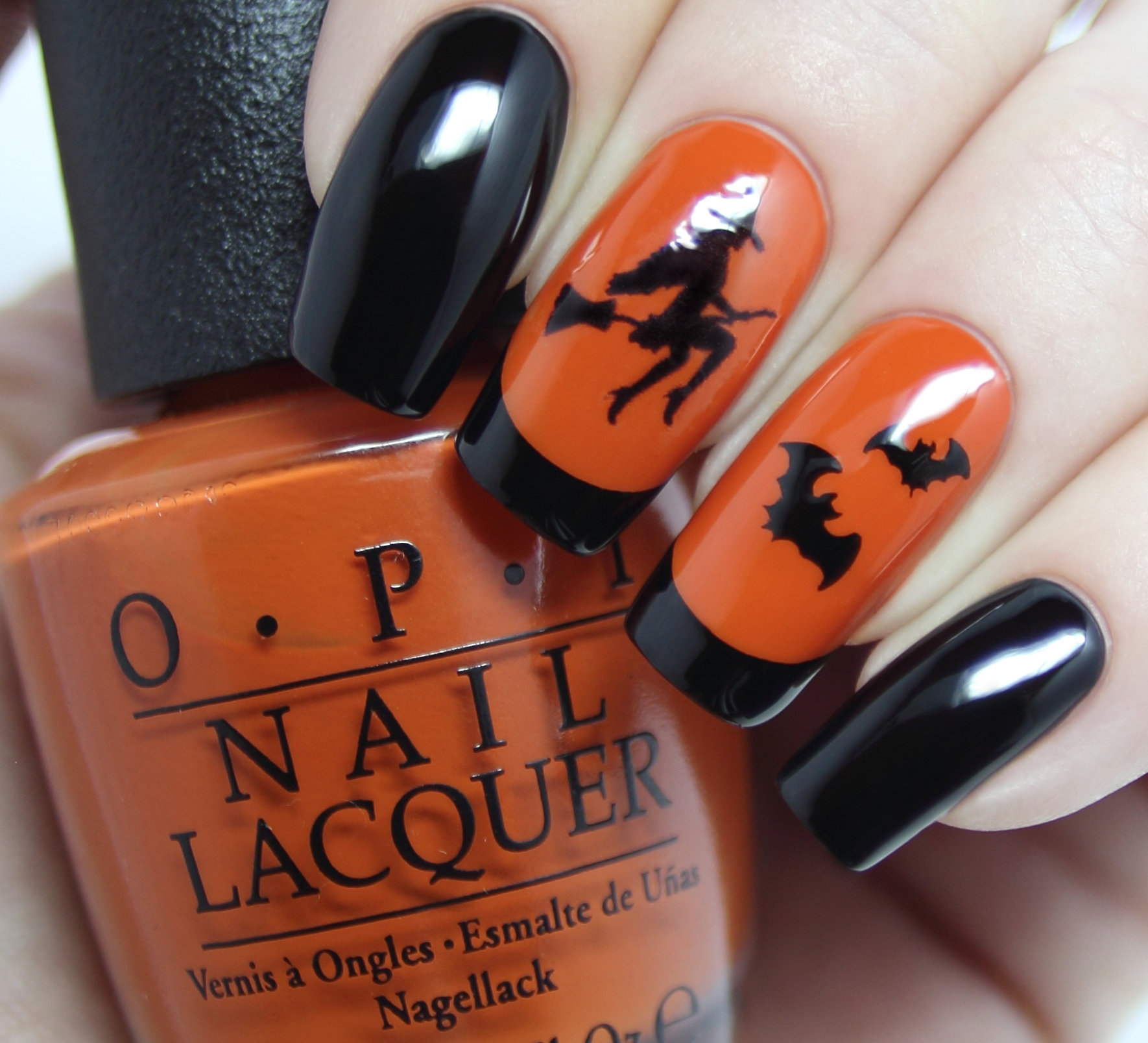Easy Halloween Nail Art Designs That Are Totally Instagram