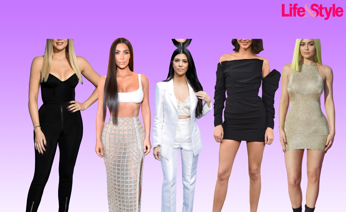 how tall is kim kardashian?