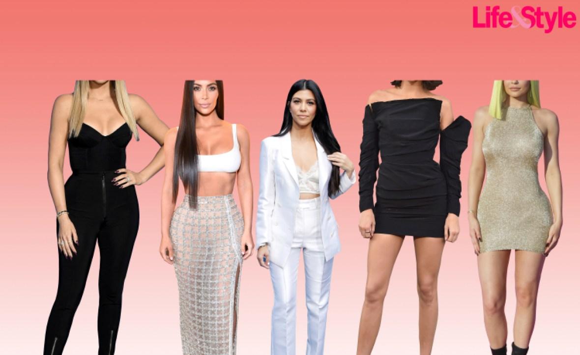 how tall is kourtney kardashian?