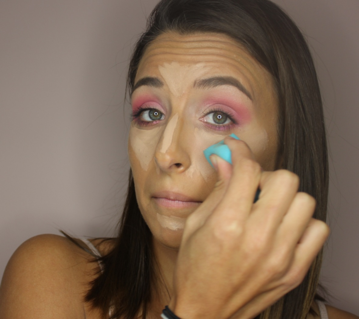 how to contour your face 5