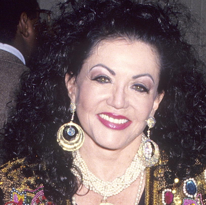 See Jackie Stallone's Shocking Transformation Right Before ...  |Jackie Stallone