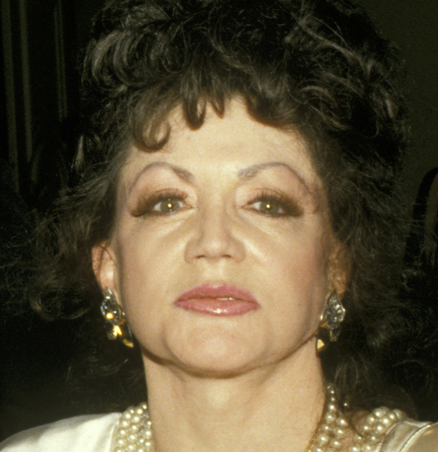 Jackie Stallone, 92, Shows Off The Effects Of Her Cosmetic ...  |Jackie Stallone