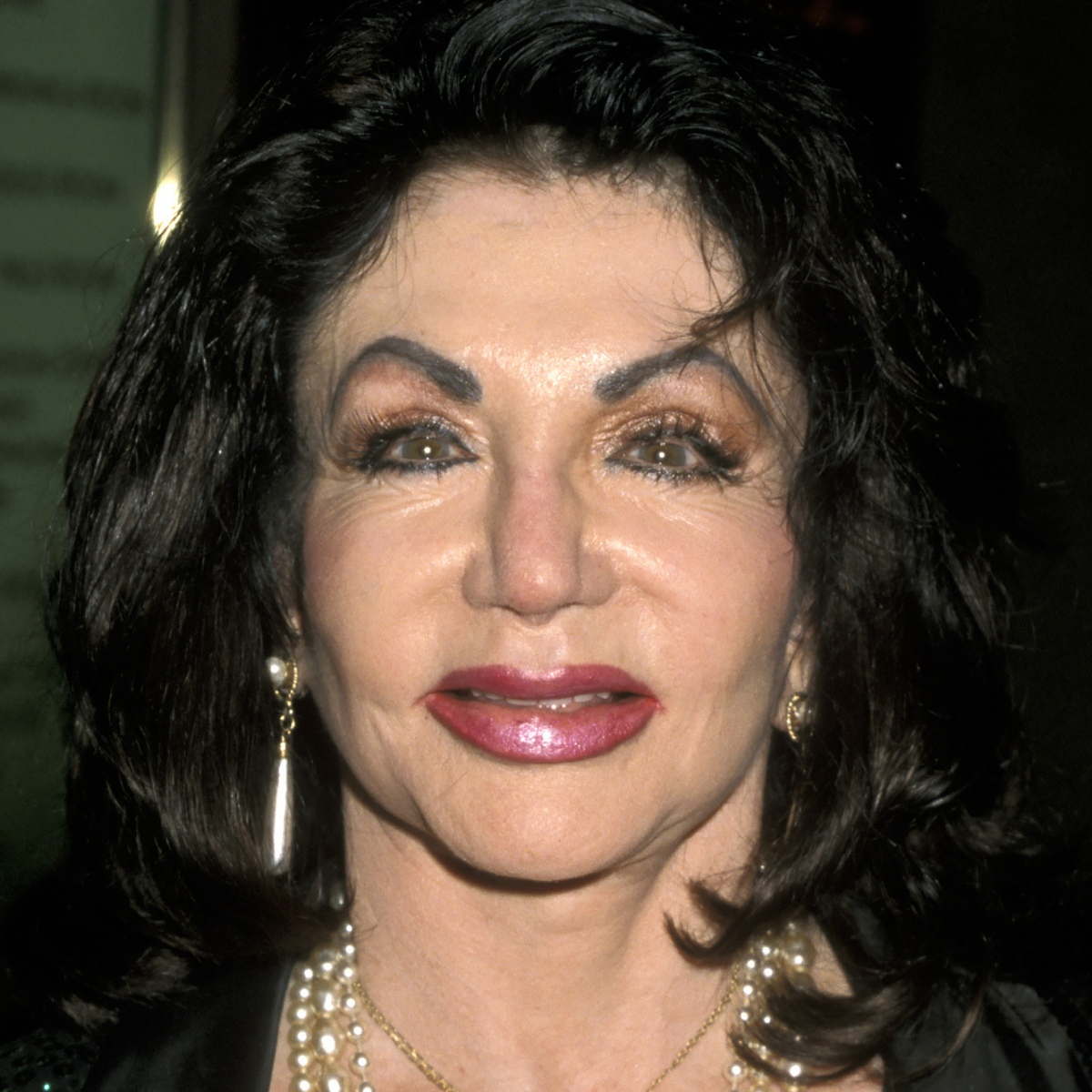 Jackie Stallone - Actor - CineMagia.ro  |Jackie Stallone