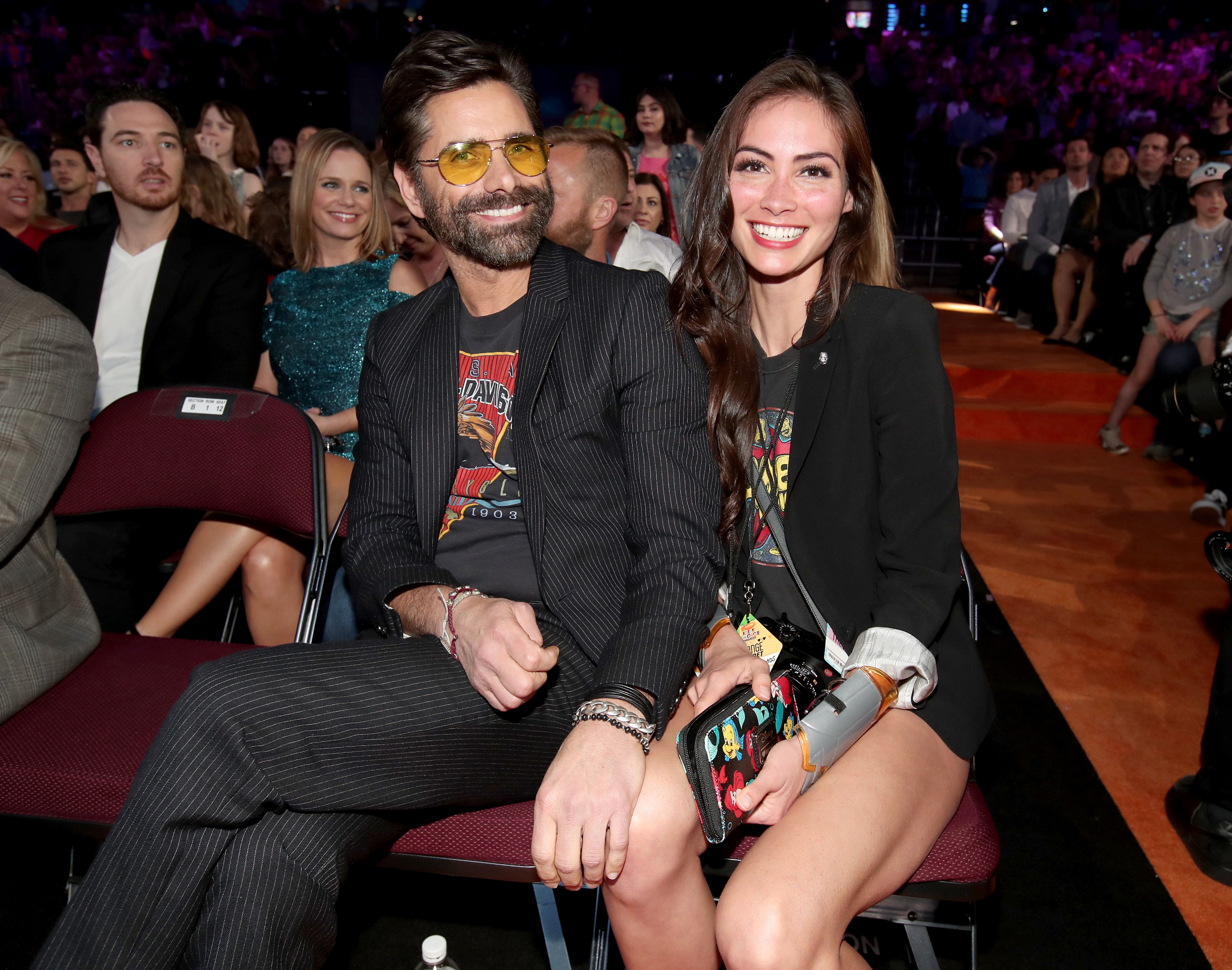 8f5e832fcef John Stamos and Girlfriend Caitlin McHugh Are Engaged