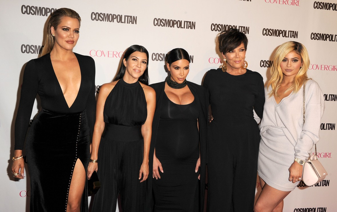 kardashians - getty