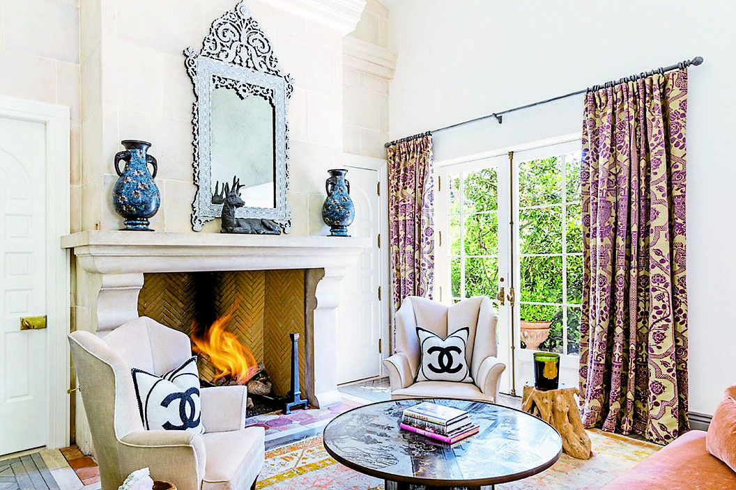 katy perry house in book