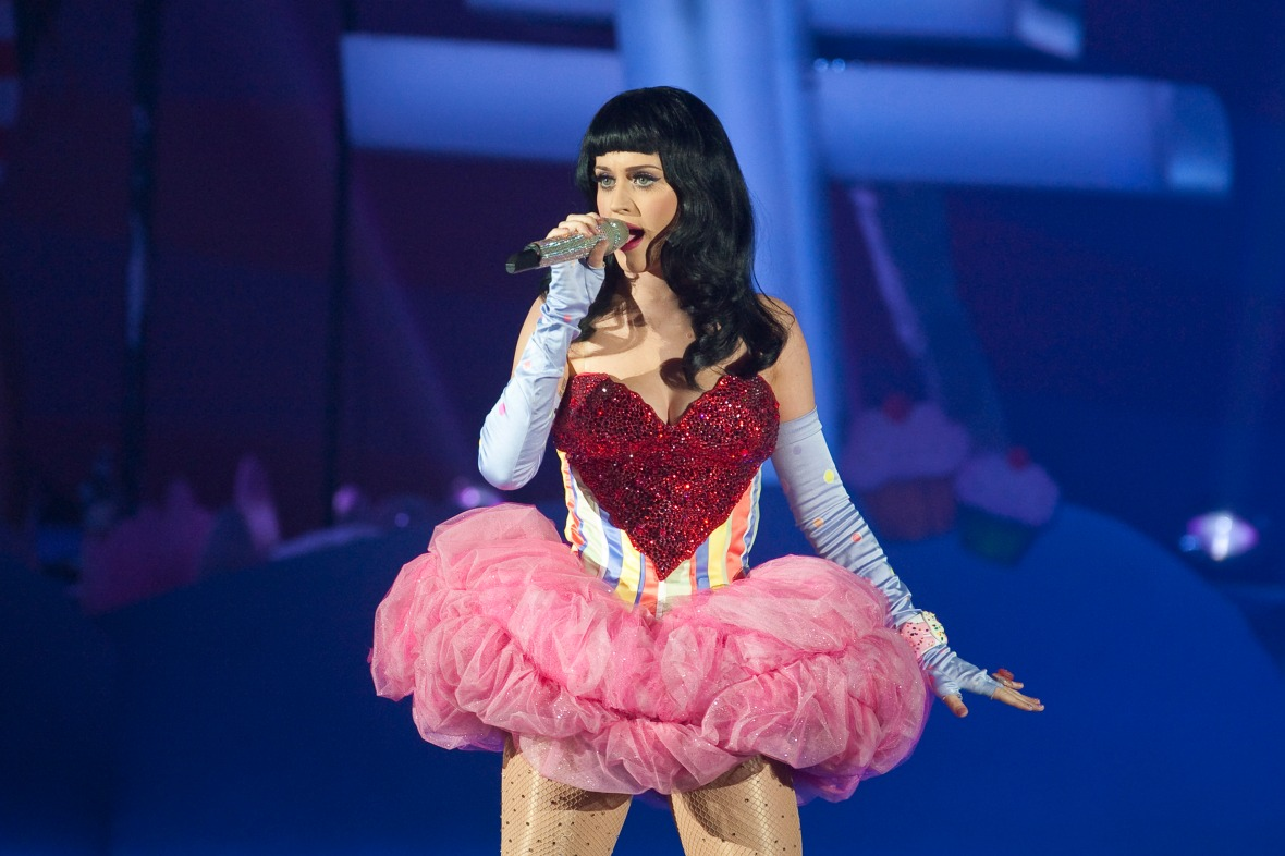 katy perry - getty