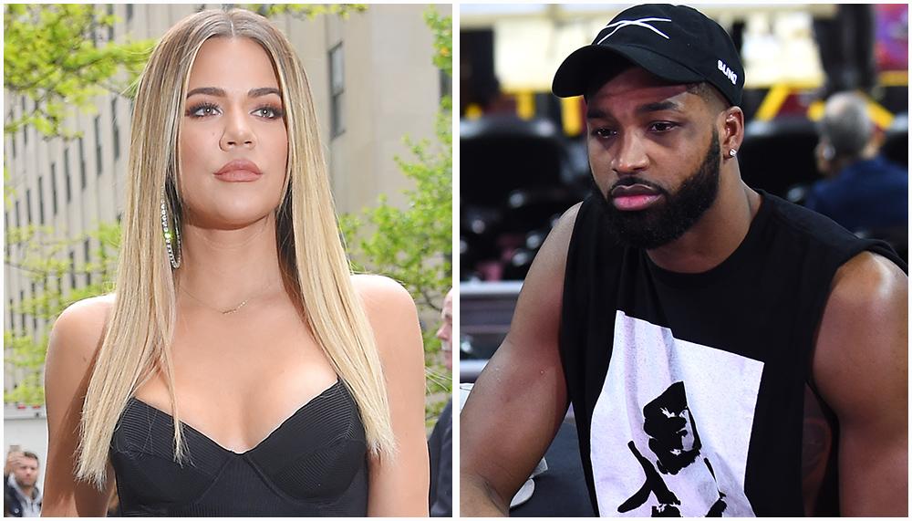 "cb05554ff22b Khloé Kardashian Is ""Terrified"" Tristan Thompson Will Go Back to His Ex  (EXCLUSIVE)"