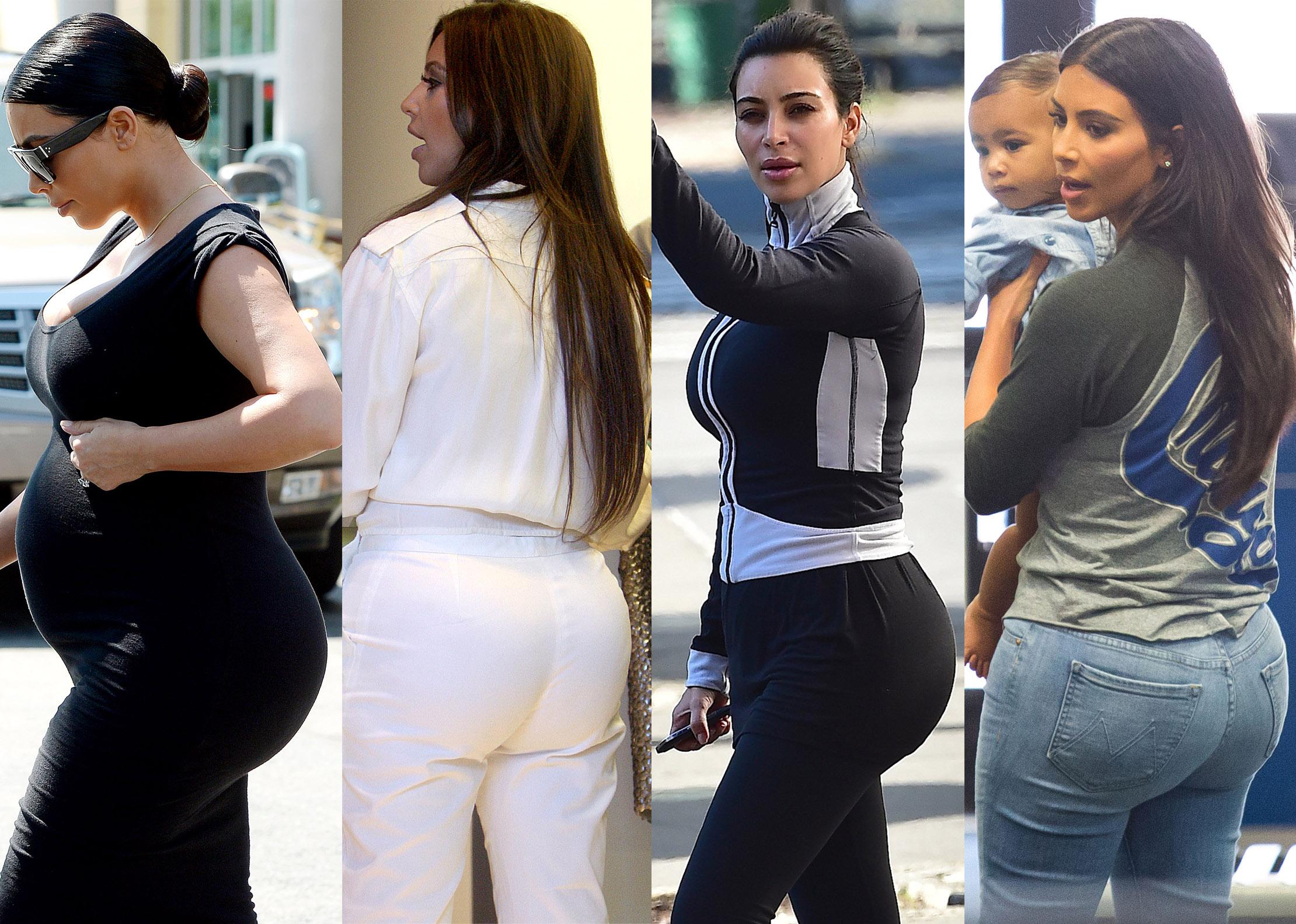 Booty Kim Kardashian nude (23 foto and video), Ass, Paparazzi, Twitter, panties 2020
