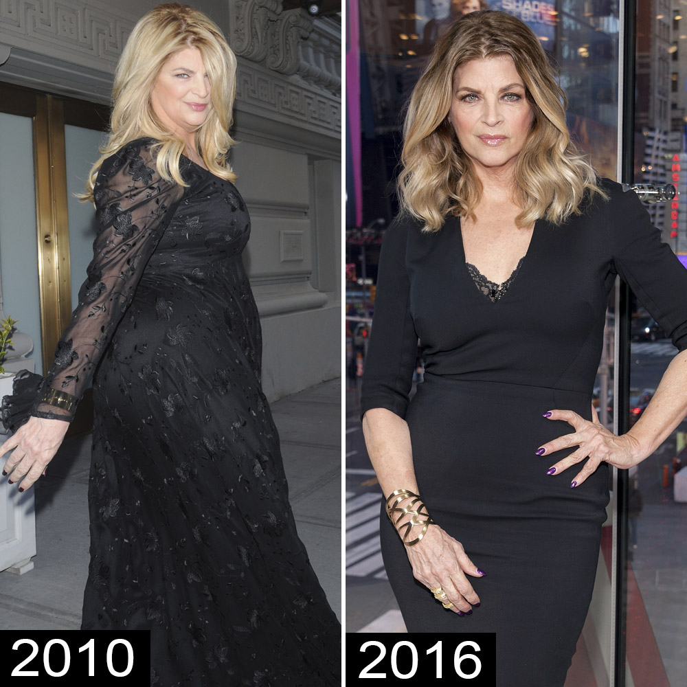 kelly clarkson weight issues