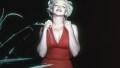 Marilyn Monroe Wears Red Dress