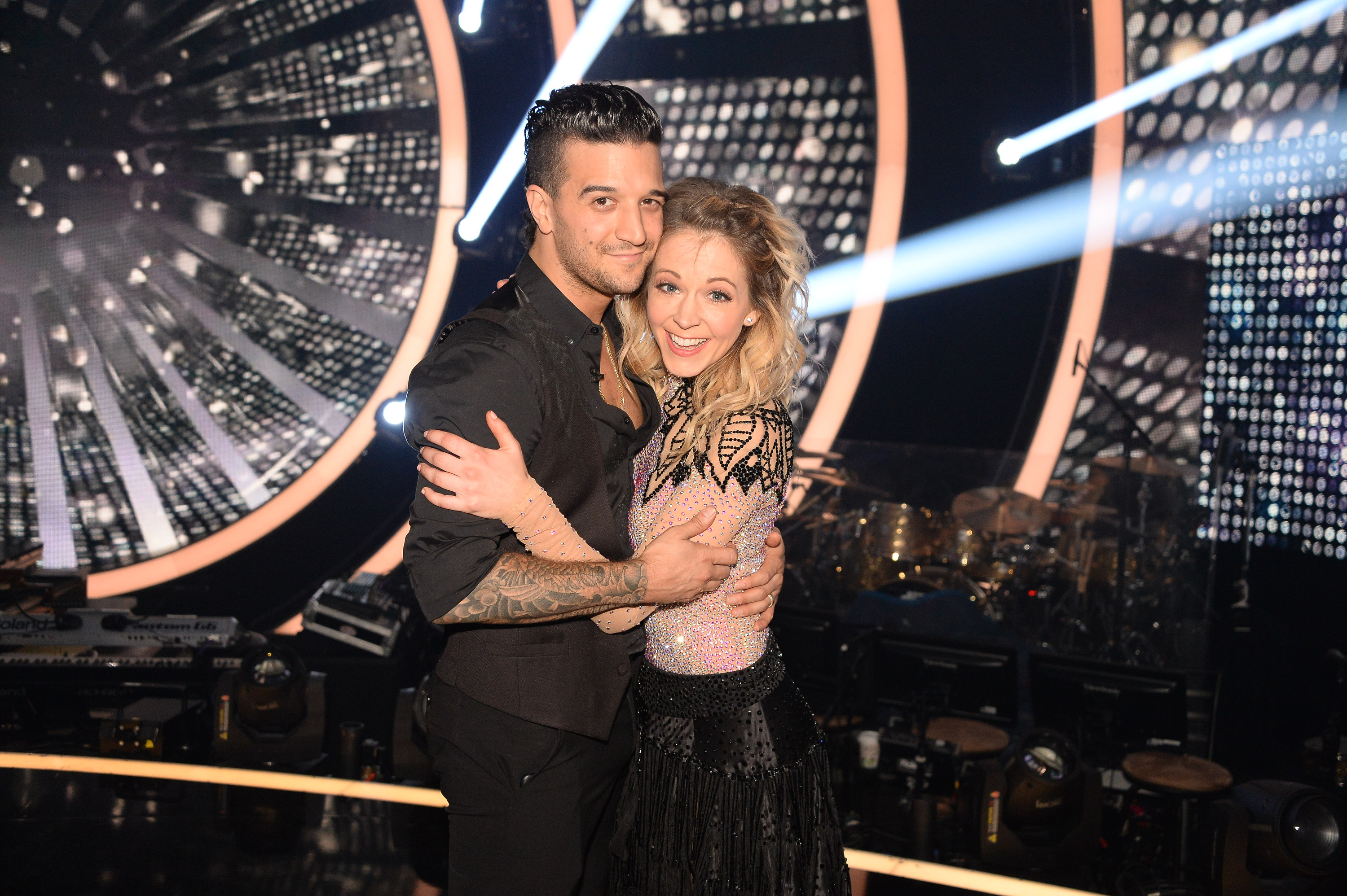 Mark Ballas Returned To Dancing With The Stars Just For Lindsey Stirling