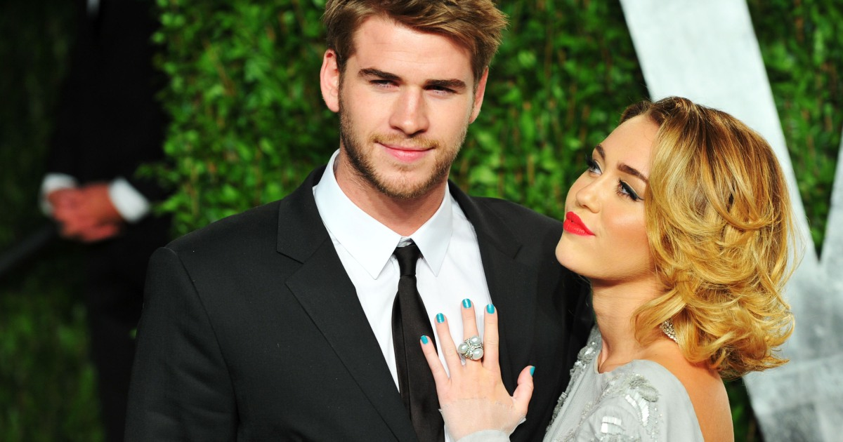 Tish Cyrus Shares Photos Of Miley And Liam Hemsworth's Wedding