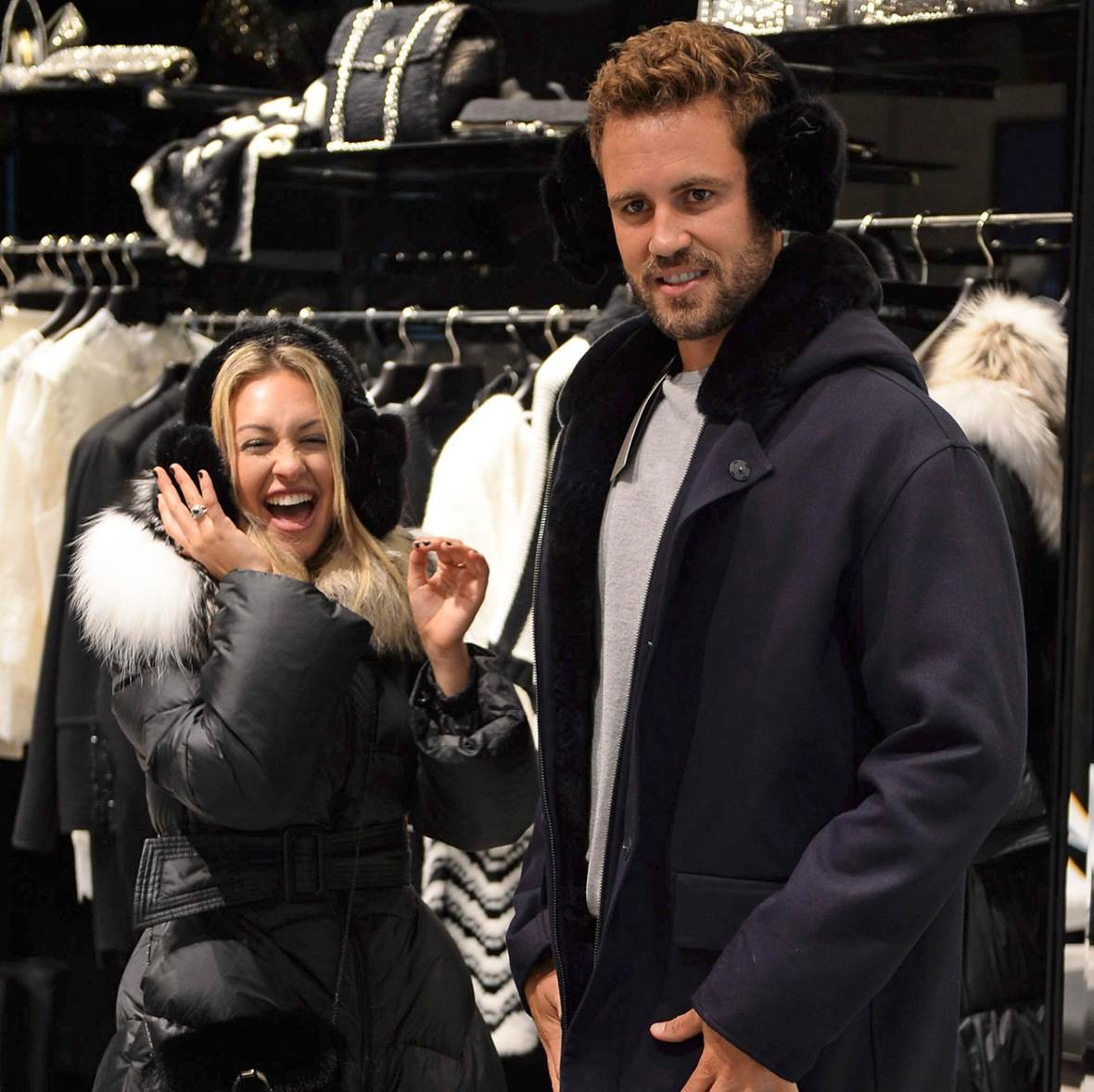 nick viall corinne olympios getty images