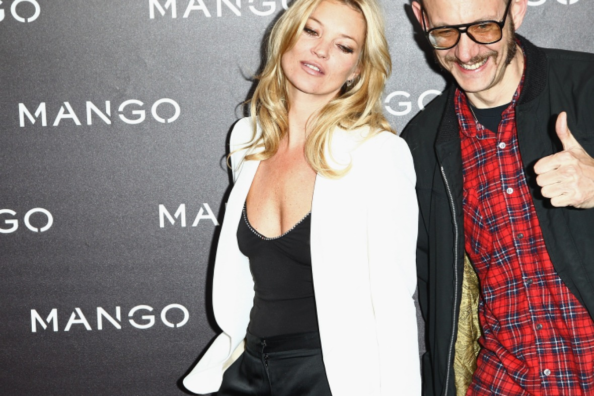 terry richardson kate moss getty