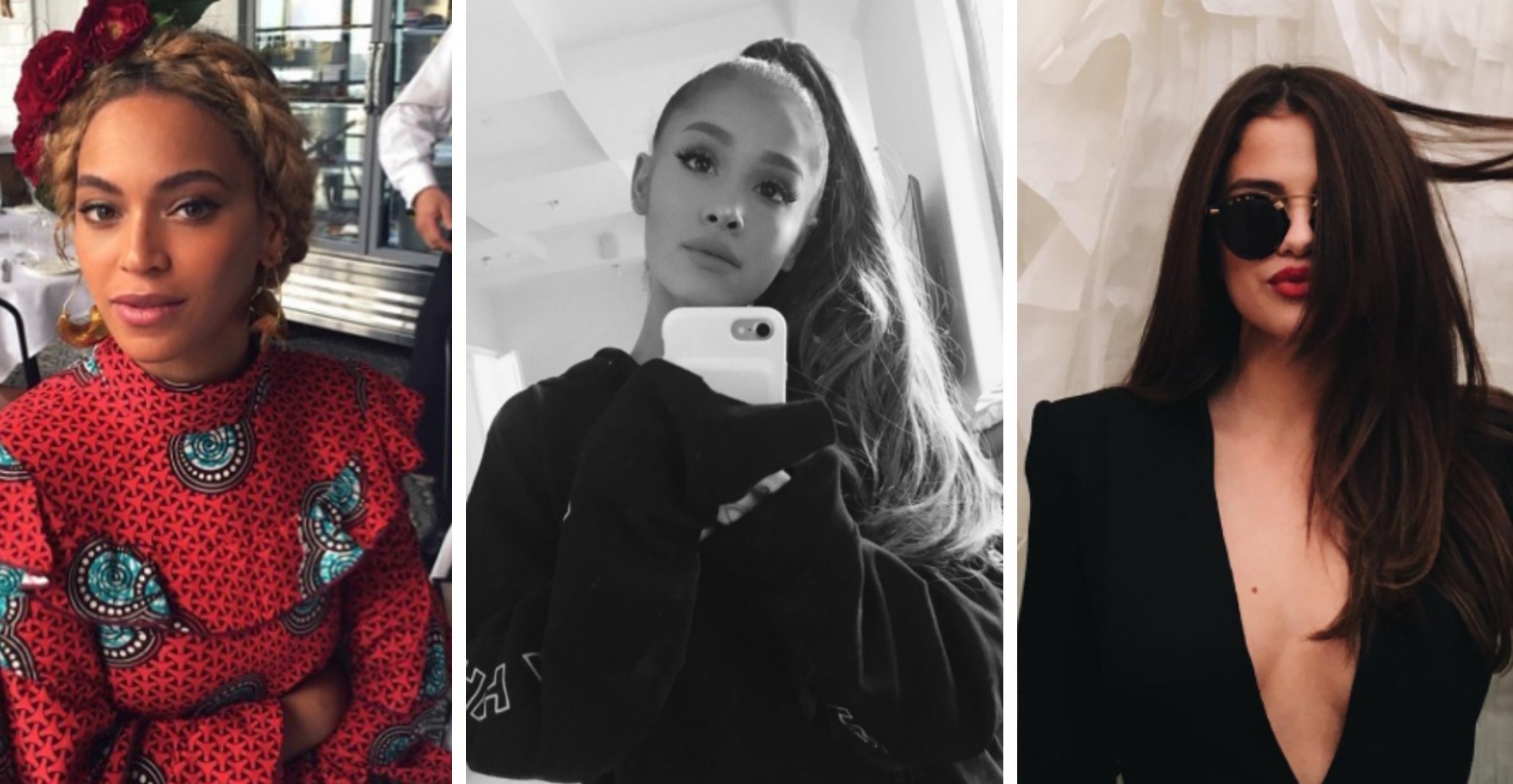 6442723832c These Are the 20 Most Followed Celeb Instagram Accounts — and Some of Them  May Surprise You!