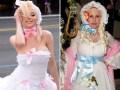Courtney Stodden, Patricia Arquette Halloween Costumes