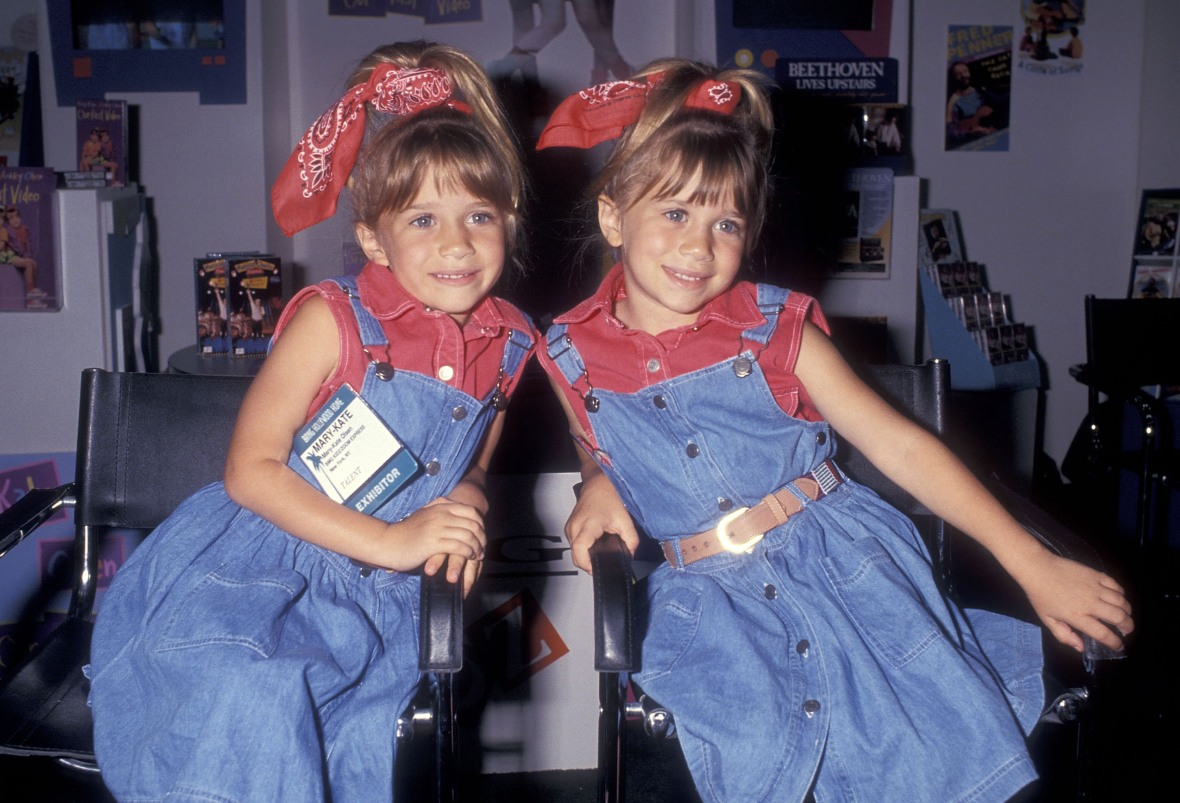 1995 mary kate and ashley