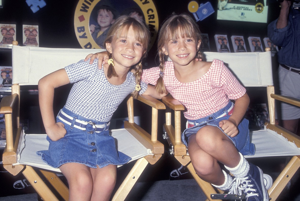 1994 mary kate and ashley